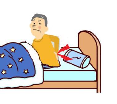 寝返りを増やすことで長年の朝の腰痛は解決?徹底追及!